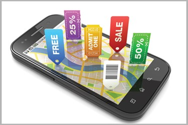 Smartphone Shopping Retail