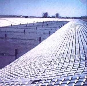 Concrete Block Mat System