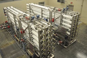 Reverse Osmosis Desalination: A Feasible Alternative For Potable Water Supply