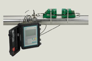 Clamp-On Ultrasonic  Flowmeters: How They Measure Up