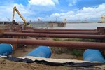 AMERICAN Spiral-Welded Steel Pipe And Big Easy Flood Control