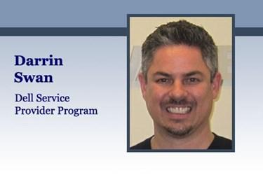 Darrin Swan, Director, Global Sales and Business Development, Dell Service Provider Program