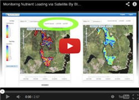 Monitoring Nutrient Loading Via Satellite