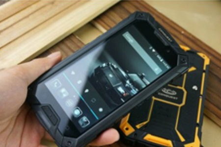 Conquest S6 Pro Rugged Smartphone To Enter The Workplace In 2016