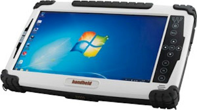 Utility Equipment: Handheld Group, A Manufacturer Of Rugged Mobile  Computers And Smartphones, Has Started Shipping Its New Algiz 10X Rugged  Tablet PC For ...