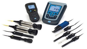HQd Digital Benchtop Meters And IntelliCAL™ Probes