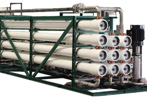 High Recovery Reverse Osmosis Water Treatment For Industrial, Agricultural, And Municipal Applications