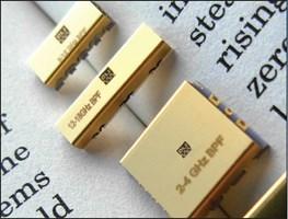 2-18 GHz Bandpass Filter Series