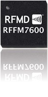 Front End Module (FEM) for WiMAX Applications: RFFM7600