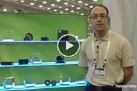 12 Micron Camera Core And Silicon PIN Quadrant Detector For Sensing Applications