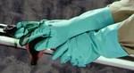Ansell Edmont Sol-Vex Nitrile Gloves