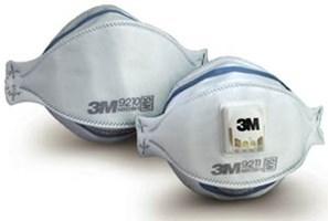 3M 9210/9211 N95 Particulate Respirators