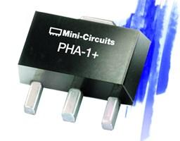 Ultra High Dynamic Range MMIC Amplifier - PHA-1+