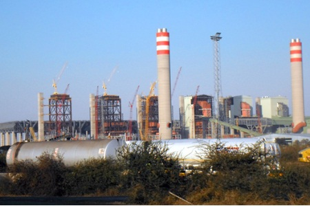 MHPS Delivers First Boiler To Medupi Power Station In South Africa