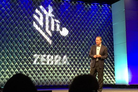 'The Future Is Enterprise Asset Intelligence' Zebra's Gustafsson Tells Partners