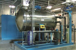 Ozone Disinfection System Provides Second Stage Treatment For Water Treatment Plant