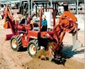 High-Power Trencher