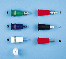 4mm. Diameter Safety Sockets