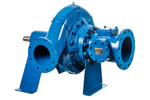 Gorman-Rupp's 6500 Series Standard Horizontal End Suction Centrifugal Pumps