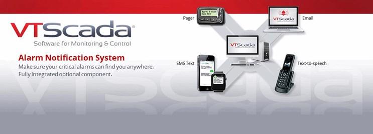 VTScada Alarm Notification System