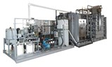 Compact Wastewater Treatment System
