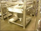 Used Pharmaceutical Tote: 16 CU FT B&G TOTE, S/S