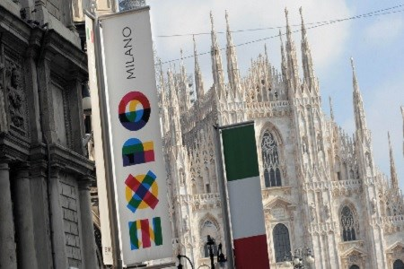 Industry Leaders Convene At Expo Milano 2015 To Address Global Food Security