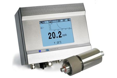 ORBISPHERE K1100 Luminescent Oxygen Sensor