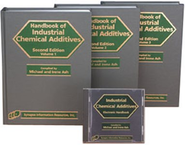 Industrial Chemical Additives Electronic Handbook-2000 Edition