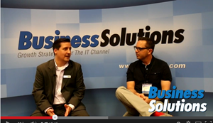 Video: Competitive Retail IT VARs Keep An Open Mind About New Technologies