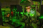 Digital In-Line Holography Helps Researchers 'See' Into Fiery Fuels