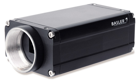 Basler Introduces New Low-Cost Scout Light FireWire™ Camera Series