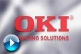 OKI printing solutions vidshot