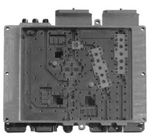 Transmit/Receive Module For Monopulse Radar