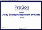 Utility Billing Management System