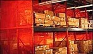 Rack and Conveyor Guard Net Systems