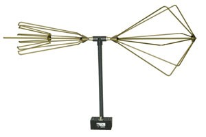 SAS-542 Folding Biconical Antenna - 20 MHz - 330 MHz