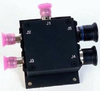 GPS Passive MIL-Spec Splitter 1X3