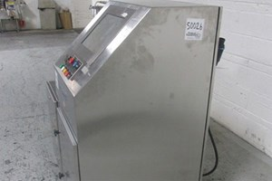 Used Fluid Air High Shear Mixer