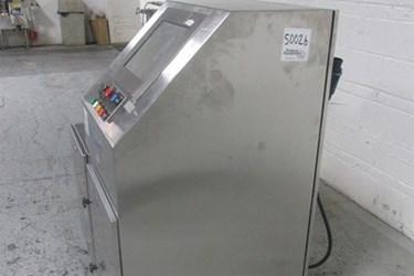 Used Fluid Air High Shear Mixer