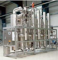 Multiple-Effect Distillation Unit