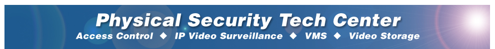 video surveillance access control physical security resource center