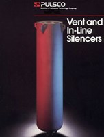 Vent and In-Line Silencers