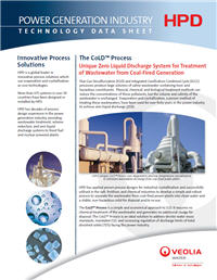 Brochure The Cold 174 Process Thermal Treatment Of