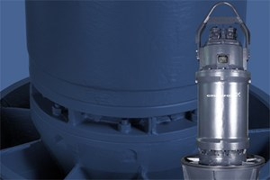 Grundfos KPL Range Of Axial And Mixed Flow Pumps