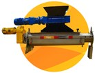 Screwpactor™ Shafted Spiral Conveyor/Compactor
