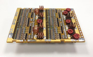 Digitally Tunable LC Filter: TF0113 Series (top)