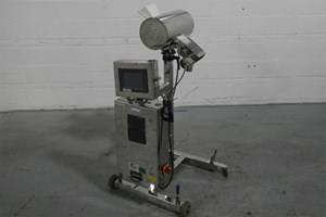 Used Lock Inspection Metal Detector