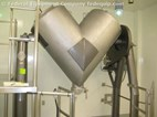 Used Chemical Patterson Kelley Twin Shell Blender