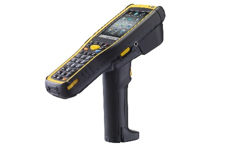 CipherLab 9700 Series RF Gun Scanner Is Named The Best Industrial ...